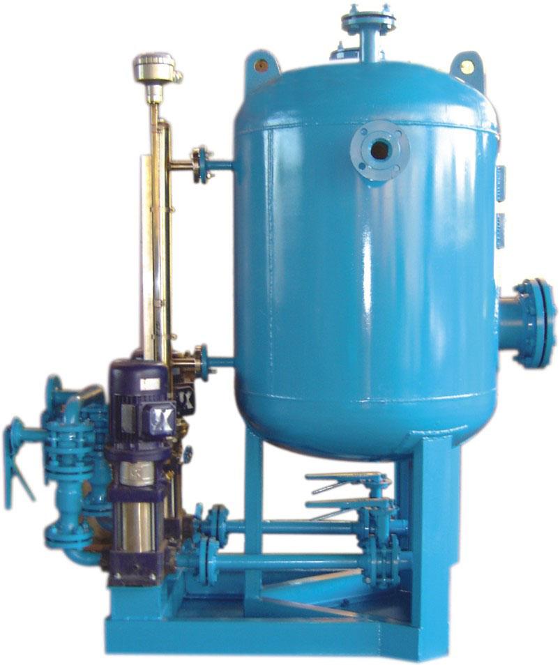 商洛凝结水处理