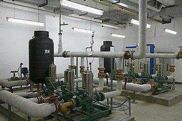 西安除盐水处理设备