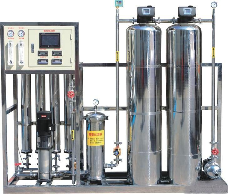 渭南净化水处理设备